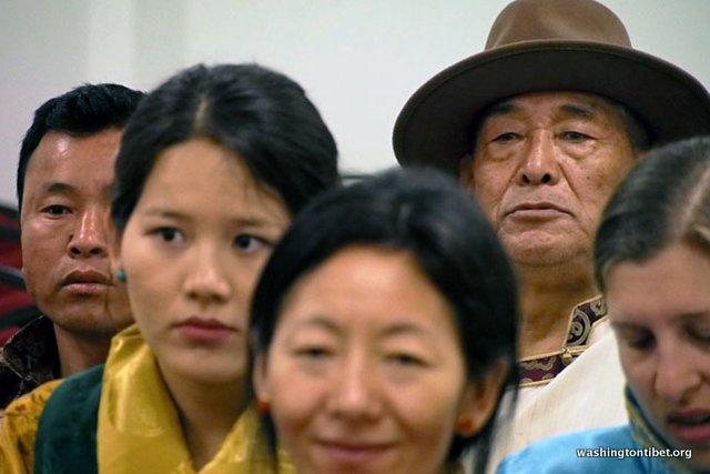 Tibetan Audience with HH Dalai Lama/HH Sakya Trizins Teaching in Portland, OR. - 51-cc%2BP5120047%2BC72.JPG