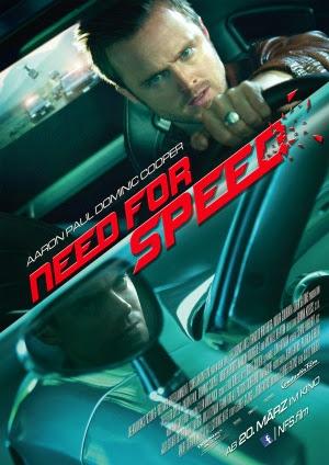 Filme Poster Need For Speed - O Filme WEBRip XviD & RMVB Legendado