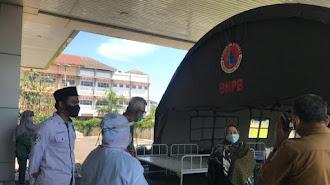 Anggota Fraksi PKB DPRD Karawang Sumbangkan Kasur Bagi RSKP Jatisari