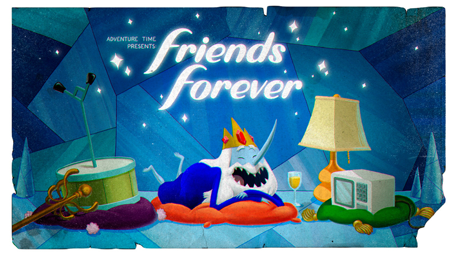 Hora de Aventura: Amigos Pra Sempre