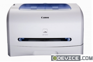 Canon Laser Shot LBP3200 printing device driver | Free download and deploy