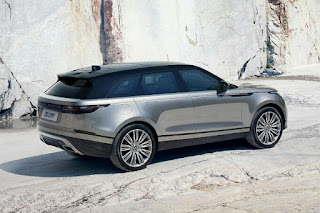 The all-new Land Rover Range Rover Velar
