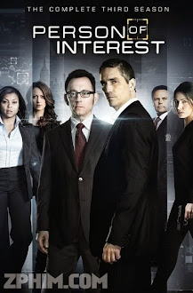 Kẻ Tình Nghi 3 - Person of Interest Season 3 (2013) Poster