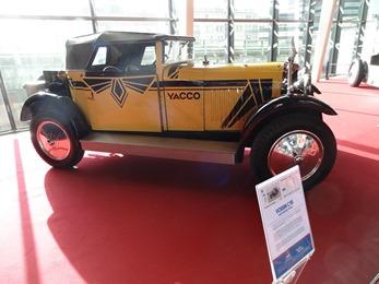 2018.12.11-079 Les Grandes Heures de l'Automobile Voisin C15 (records de 1930)
