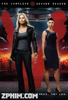 Những Kẻ Xâm Lăng 2 - V Season 2 (2011) Poster