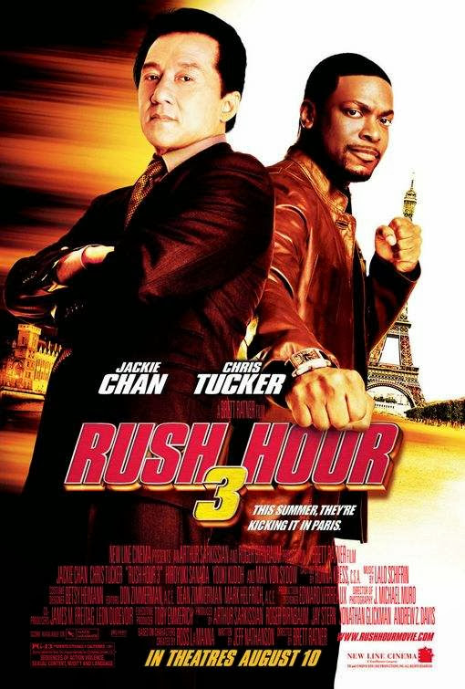 Poster Of Rush Hour 3 (2007) Full Movie Hindi Dubbed Free Download Watch Online At Alldownloads4u.Com