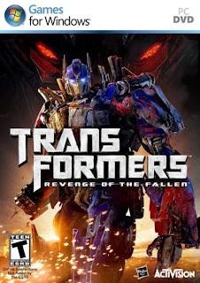 Transformers Revenge Of The Fallen- Razor1911