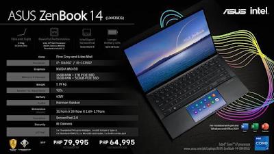 ASUS ZenBook 14 (UX435EG