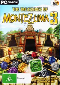 The Treasures of Montezuma 3 - Review By Trang Ngo