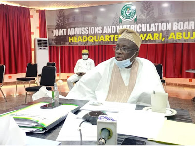 JAMB Reveal The Reason NIN is a Compulsory Requirement For 2021 UTME/DE Registration