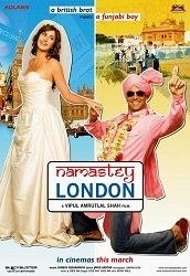Namastey London - Chào london