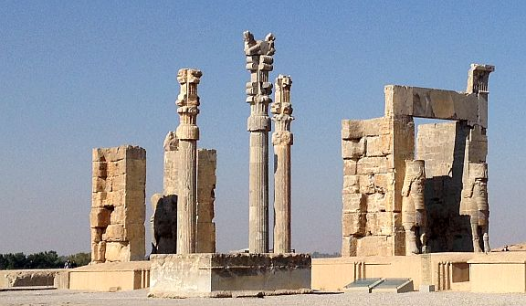 Xerxes' Gateway - Gateway of all Nations, Persepolis