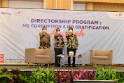 IPC Bersama KPK Gelar Directorship Program Anti Korupsi dan Gratifikasi