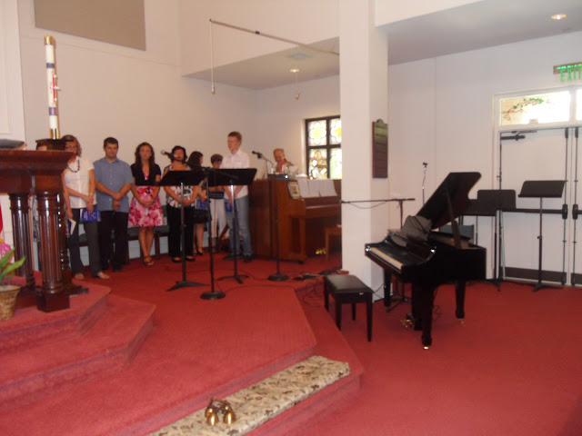 July 08, 2012 Special Anniversary Mass 7.08.2012 - 10 years of PCAAA at St. Marguerite dYouville. - SDC14205.JPG