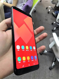 Samsung galaxy s8 clone