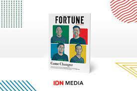 Fortune Indonesia : UPDATE TEKNOLOGI DAN TIDAK GAPTEK LAGI