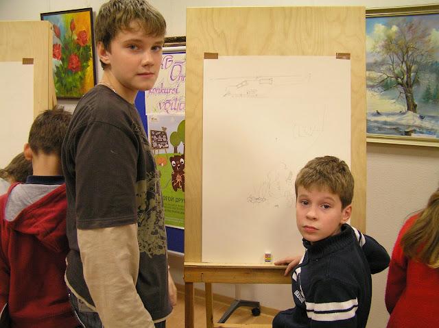 Kunstiosakonda sisseastunud laste pühitsemine 2011 - PB160132.JPG
