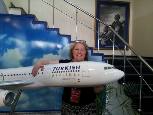 I love Turkish Airlines!