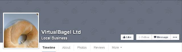 VirtualBagel: bogus bagel business