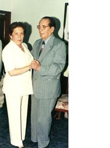 Tío Fausto y su Esposa