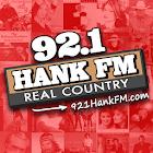 92.1 Hank FM icon