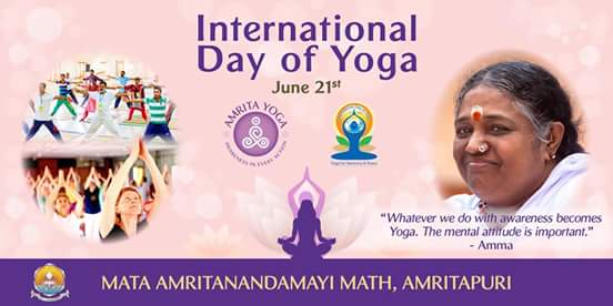 Matharani International Day Of Yoga