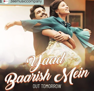 "Sonnal Pradhan's New Song ""Yaad Baarish Mein"