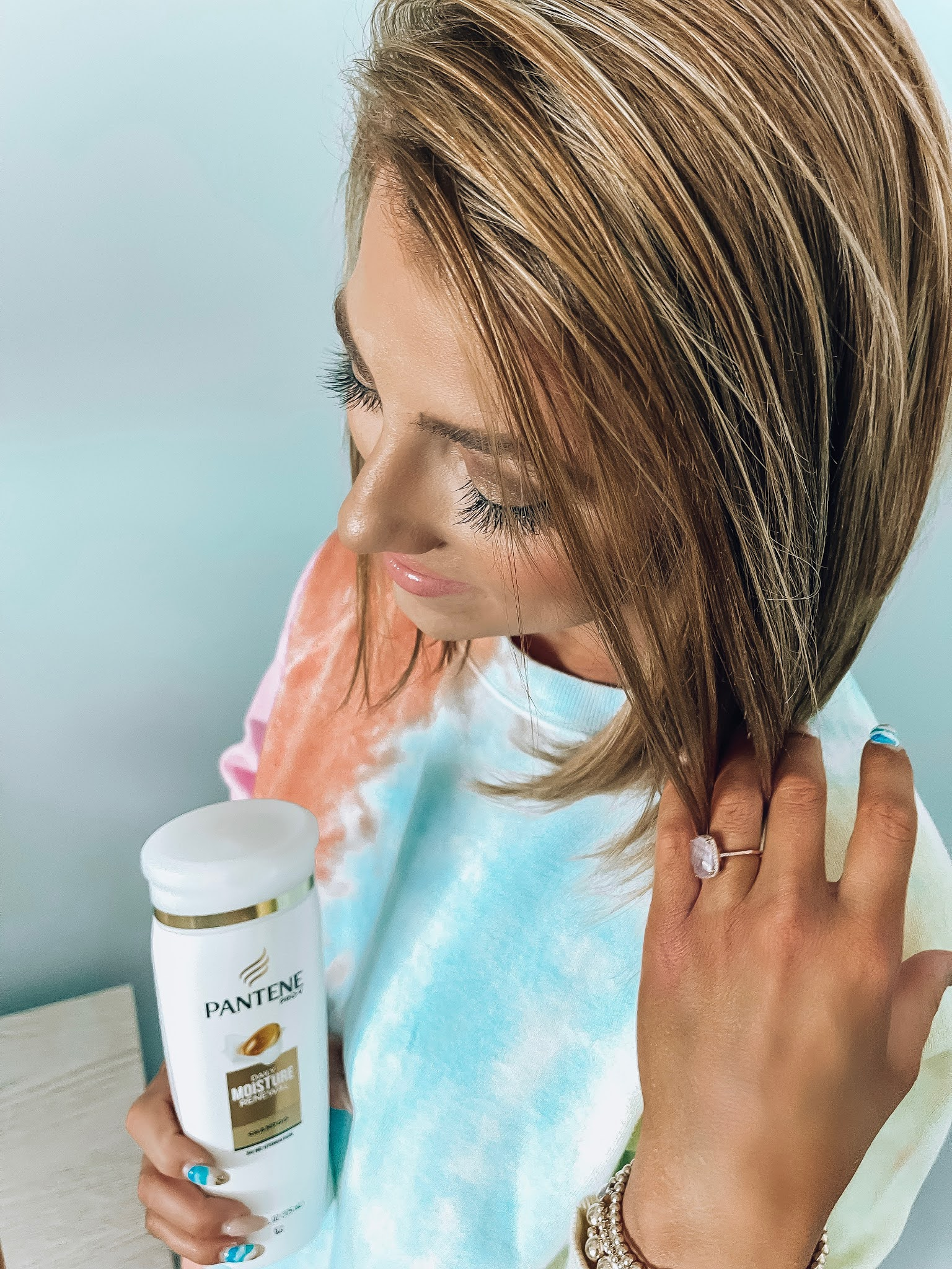 To The (Hair) Rescue With Pantene : Pantene Miracle Rescue Collection - Something Delightful Blog #DrugstoreHairCare #Pantene #ReverseDamagedHair #AffordableHairCare
