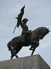 Estatua de San Martín