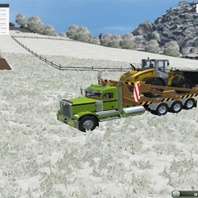 Farming simulator 2015 - platforma V 1.0