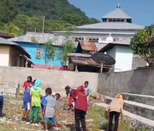 Upacara Makan Baru dan Festival Tenun Ikat Ternate, Pengunjung Diminta Tetap Mengikuti Prokes