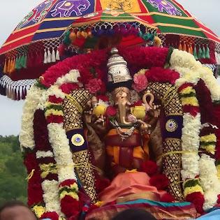 Sri Ganesh Chaturthi 2014