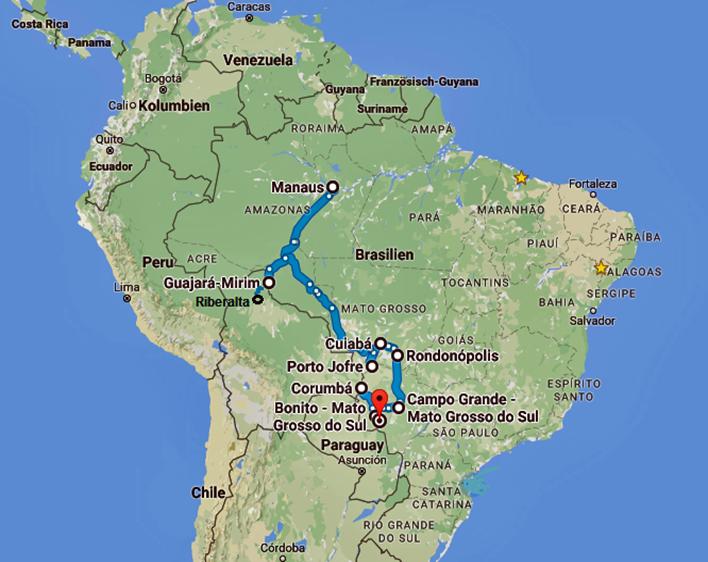 Manaus - Jardim