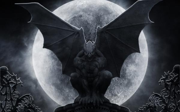 Gargoyle On The Roof, Evil Creatures