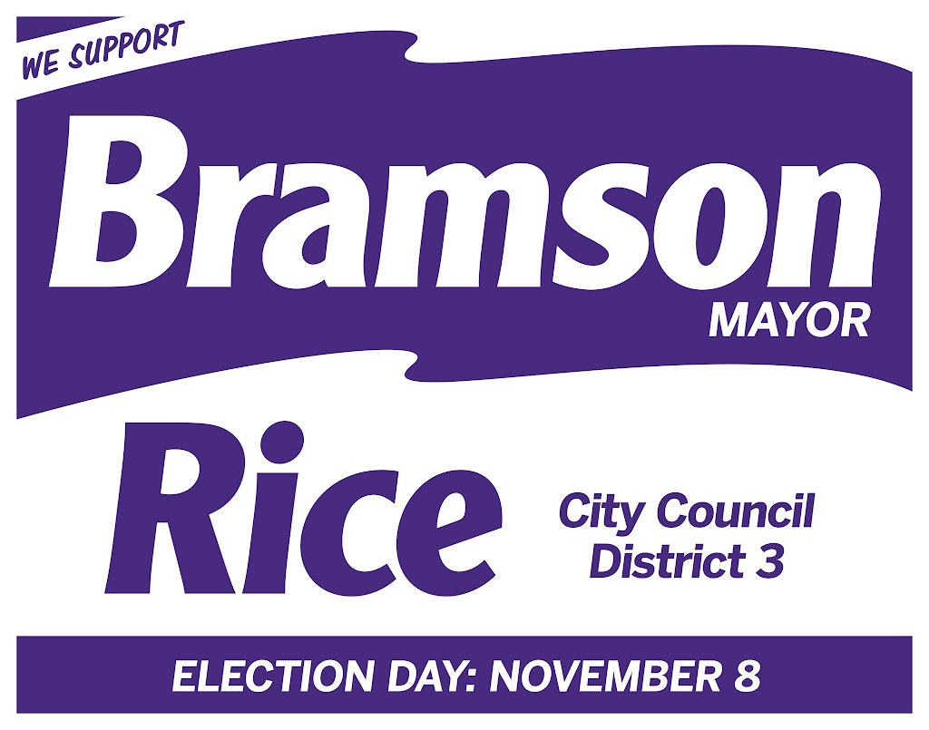 New Rochelle Lawn Signs