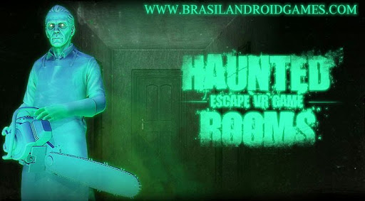 Haunted Rooms: Escape VR Game Imagem do Jogo