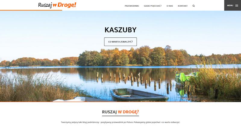Piszemy największy polski blog o podróżach po Polsce