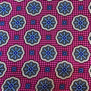 Saks Fifth Avenue 4-Print Violet Pocket Square