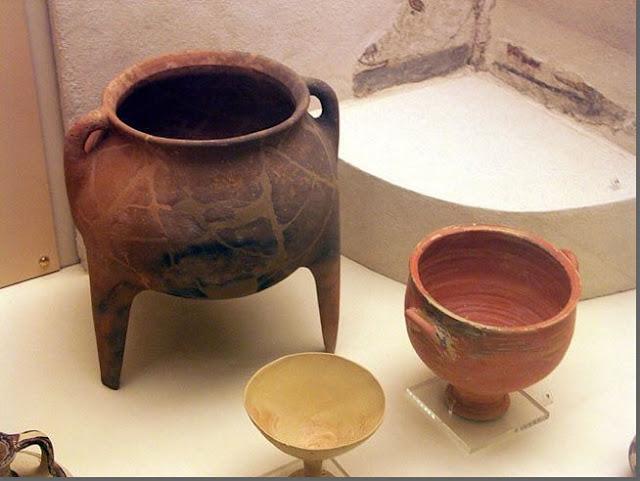 Η διατροφή στην Αρχαία Ελλάδα μέχρι την εποχή του Ομήρου