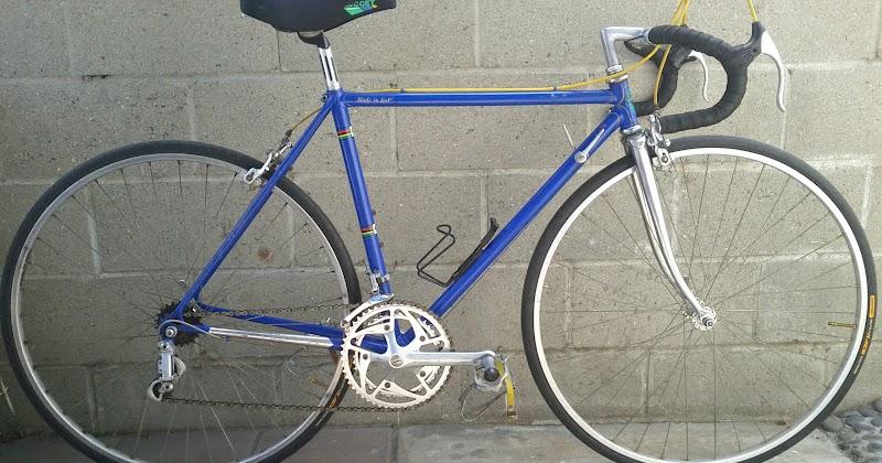 Cycle Thru: Torelli Corsa Strada