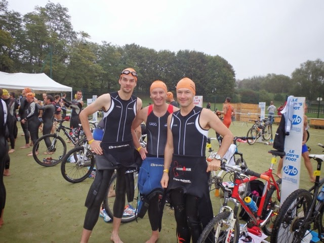 triathlon jablines