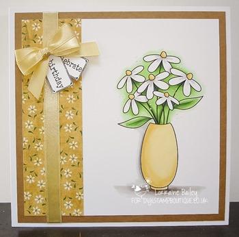 Lorraine B. - summer flowers