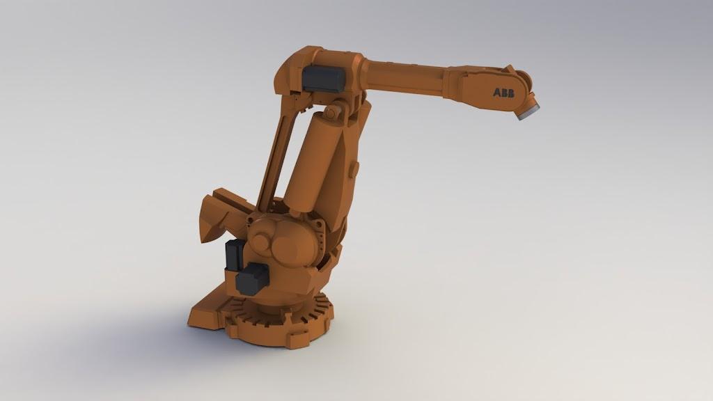 Robot-001