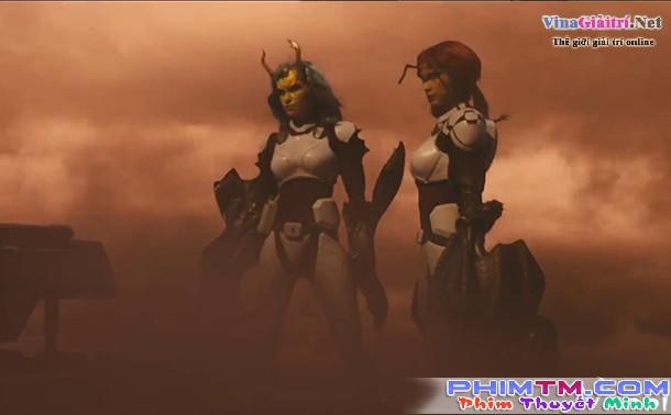 Xem Phim Cuộc Chiến Trên Sao Hỏa - Terra Formars - phimtm.com - Ảnh 2