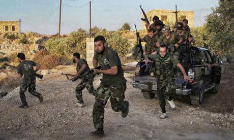 SILENT DEAD. LA GRANJA. PARTIDA ABIERTA. 11-10-15. Free-Syrian-Army-soldiers-008