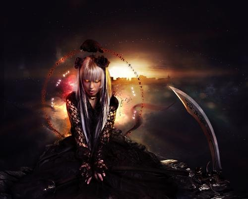 Anime Girl Demon, Demonesses