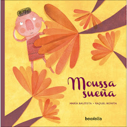 Moussa sueña, editorial Bookolia