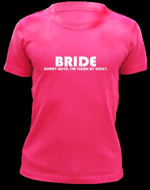 logoless-bride新娘T