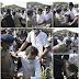 हाथरसला जाणार्या राहुल गांधींना पोलिसांची धक्काबुक्की, खाली पाडले!