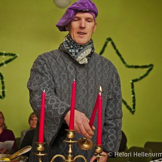 Kõrgema Usuteadusliku Seminari jõulupidu 2013